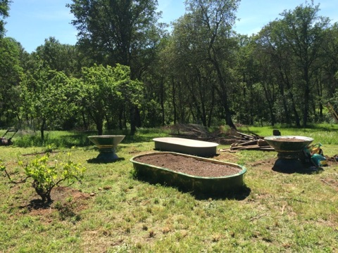 Composite Garden Beds