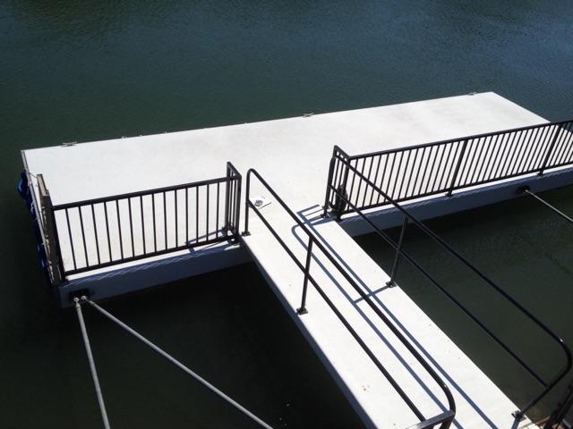Composite Floating Dock